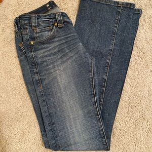 Rock and Roll Bootcut Jeans